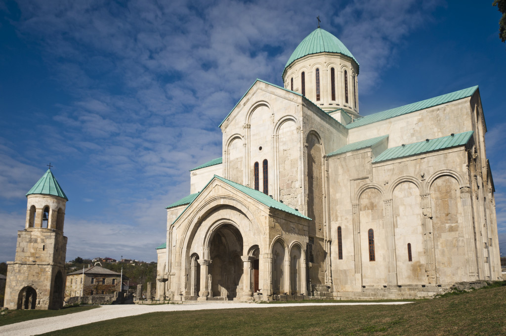 Bagrati_Cathedral_in_Kutaisi